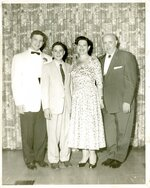 "This undated photo provided by the Bernie Sanders campaign in July 2019 shows him, second from left, with his brother, Larry; mother, Dorothy; and father, Eli. A Polish immigrant who came to New York, Eli Sanders became a paint salesman and always had work. But to manage the household on his modest paychecks, Dorothy Sanders, a homemaker raised in the Bronx borough of New York, became an uncompromising scrimper and bargain hunter. The senator, who describes his family as ""lower middle class,"" has recalled being scolded for bringing home groceries from a nearby store, rather than one farther away with lower prices. (Bernie Sanders campaign via AP)"