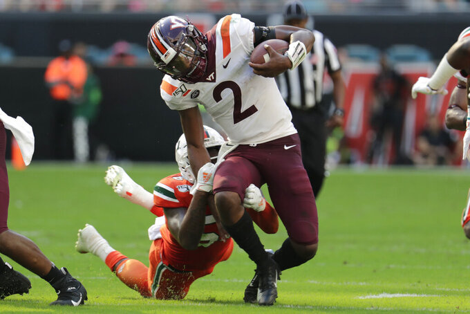 Hokies look to keep resurgence going against Rhode Island