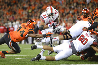 Utah Oregon State Football