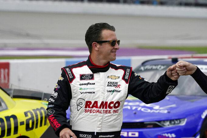 NASCAR Xfinity Series at Michigan