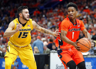 Illinois Missouri Basketball