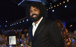 FILE - Daveed Diggs attends the 26th annual Screen Actors Guild Awards on Jan. 19, 2020, in Los Angeles. Diggs turns 39 on Jan. 24. (AP Photo/Chris Pizzello, File)