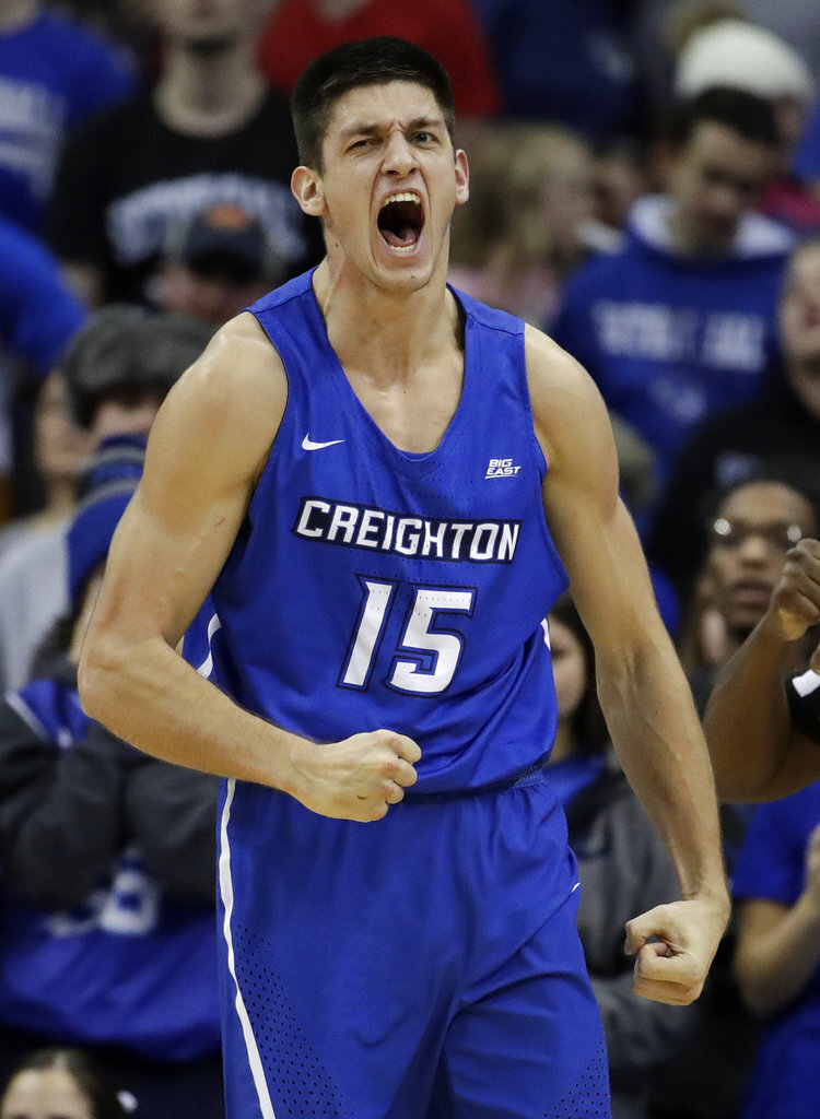 Creighton Seton Hall Basketball