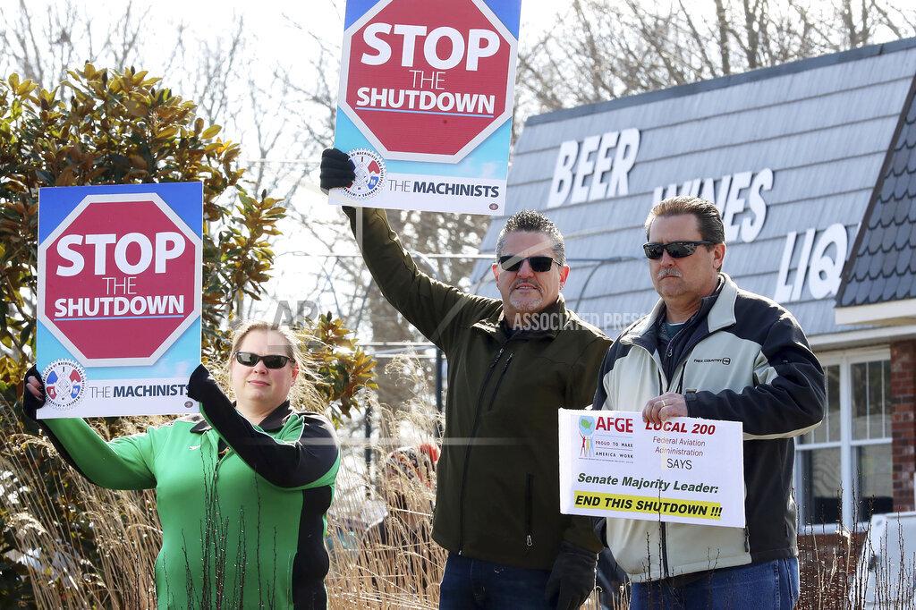 Government Shutdown New Jersey