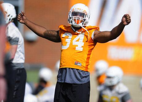 Tennessee Sidelined Vols Football