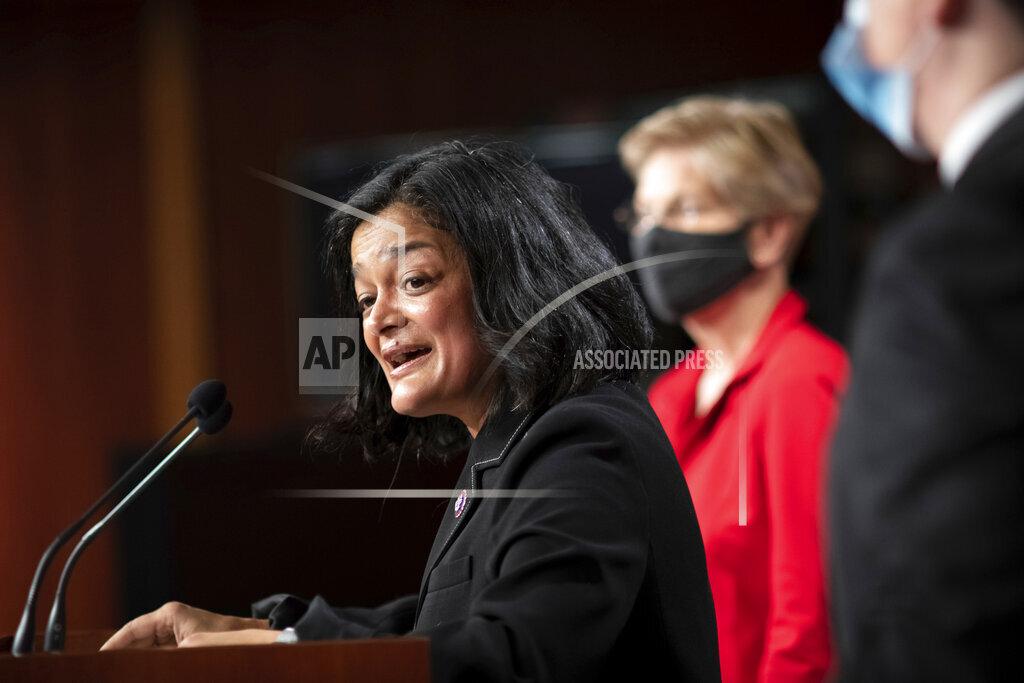 DC: U.S. Capitol, Sen. Warren Introduces Ultra-Millionaire T