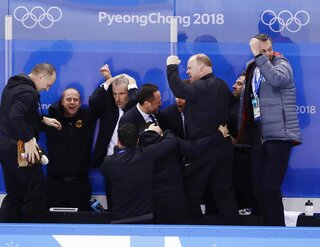 Pyeongchang Olympics Germany Sturm Ice Hockey Men
