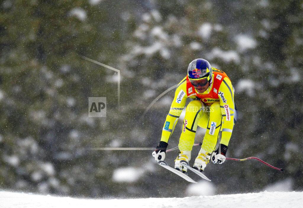 Canada Mens World Cup Skiing