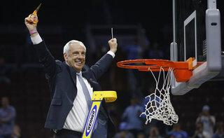 NCAA Notre Dame North Carolina Basketball