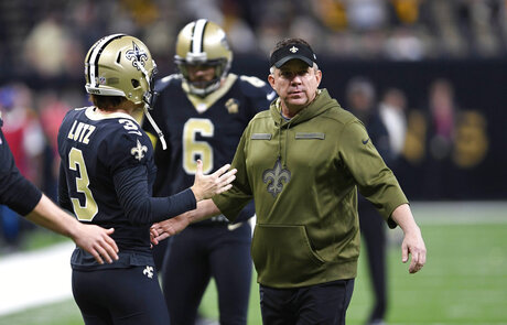 Panthers-Saints Preview Football