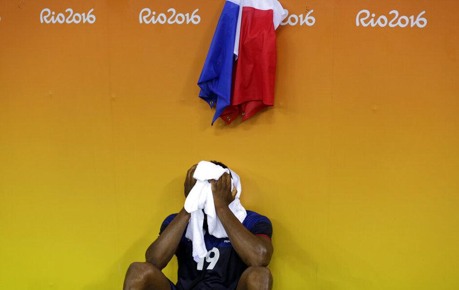 Rio Olympics Handball Men