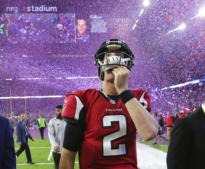 Column: Atlanta braces for nightmarish Super Bowl matchup