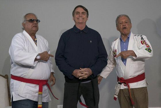 Brazil Elections Bolsonaro's Rise