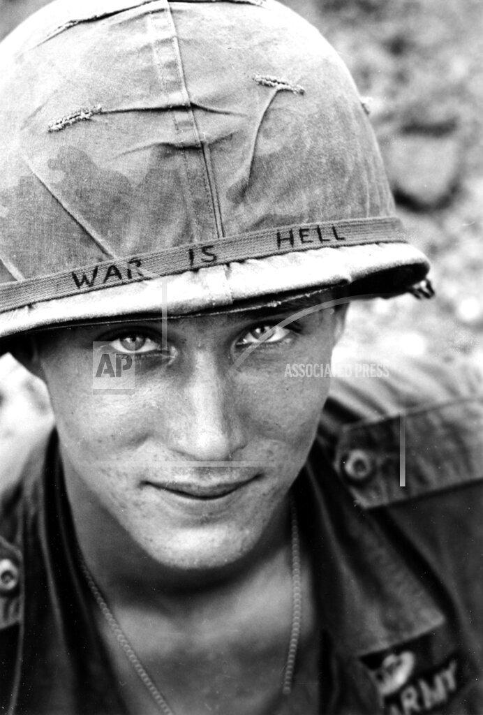 Associated Press International News Vietnam VIETNAM WAR IS HELL