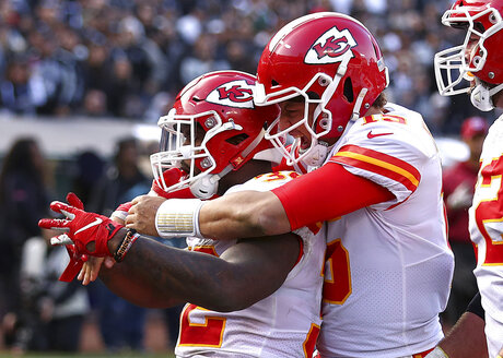 Ravens-Chiefs Preview Fooball