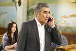 This image released by Pop Tv shows Eugene Levy in a scene from