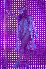 This image released by STXfilms shows Jennifer Lopez, in a scene from