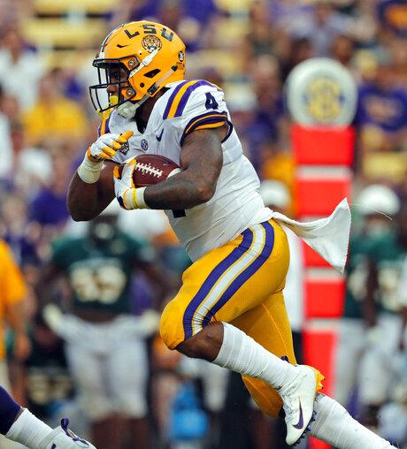 SE Louisiana LSU Football