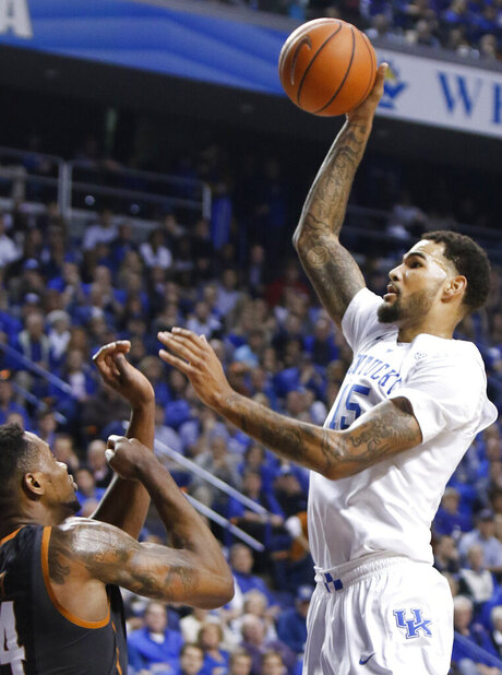 Willie Cauley-Stein, Prince Ibeh