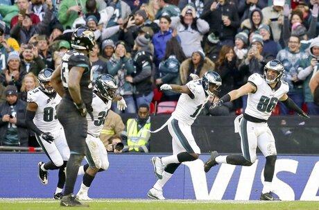 Jaguars Eagles Football