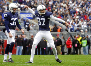 Maryland Penn St Football