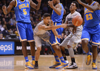 UCLA Colorado Basketball