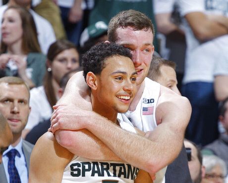 Bryn Forbes, Matt Costello