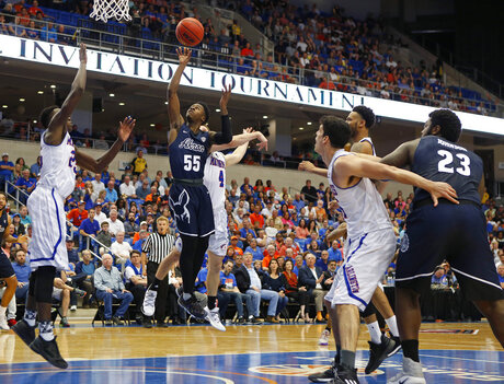 NIT Akron Texas Arlington Basketball