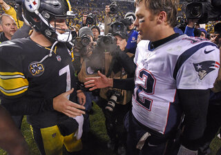 Patriots Steelers Preview Football