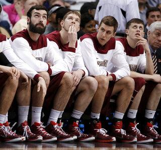 NCAA Lafayette Villanova Basketball