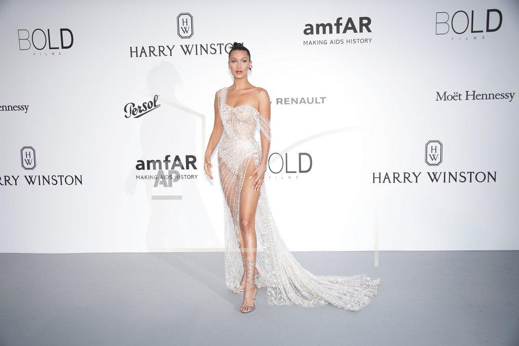 France Cannes 2017 Amfar Charity Gala