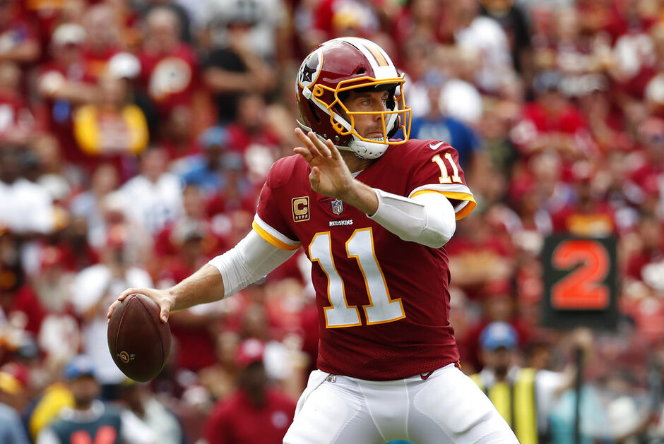 Alex Smith, Week 13
