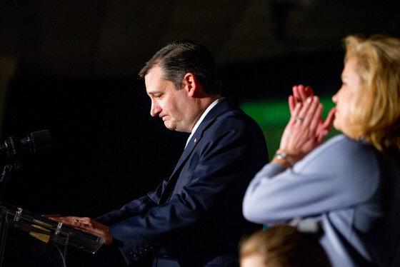 Ted Cruz, Heidi Cruz, Catherine Cruz