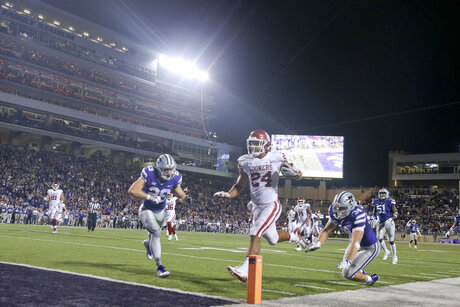 Oklahoma Kansas St Football