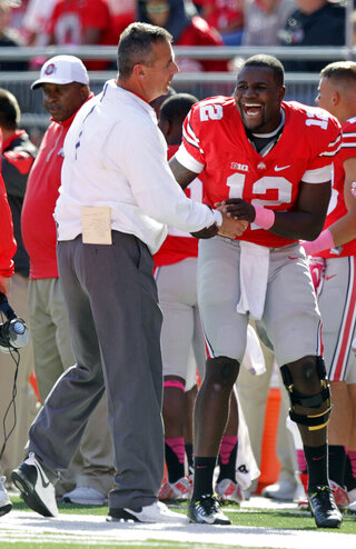 Urban Meyer, Cardale Jones