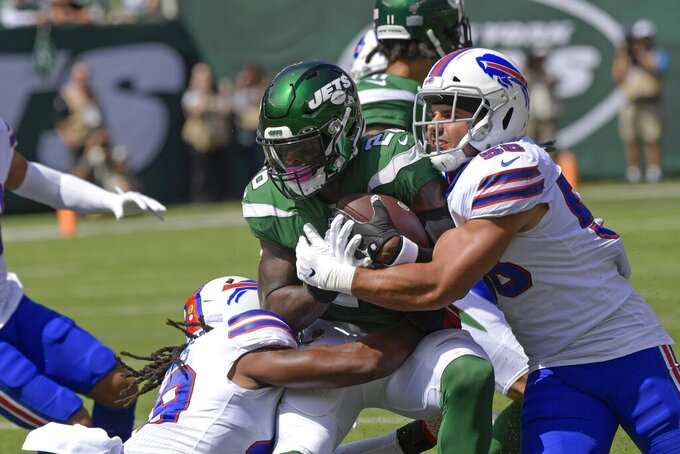 Plenty of blame to pass around in Jets' season-opening loss