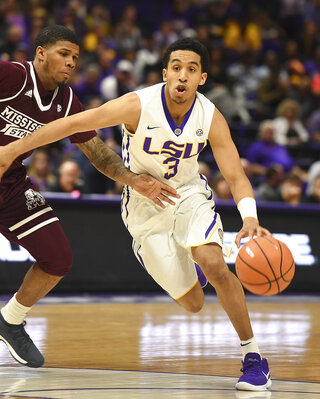 Mississippi St LSU Basketball