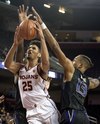 Washington USC Basketball