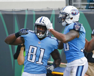 Jonnu Smith, Rishard Matthews