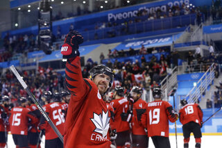 Pyeongchang Olympics Ice Hockey Men