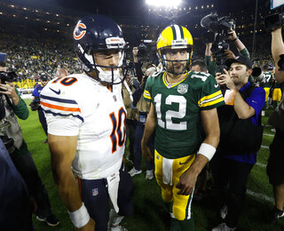 Packers Bears Preview Football