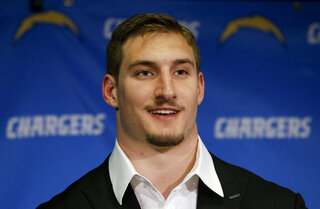 Chargers Draft Football