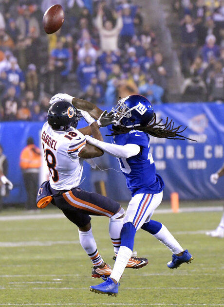 Bears Giants Football