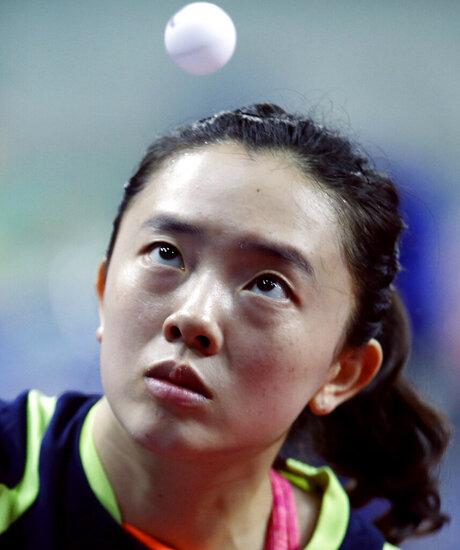 South Korea Table Tennis China Exodus
