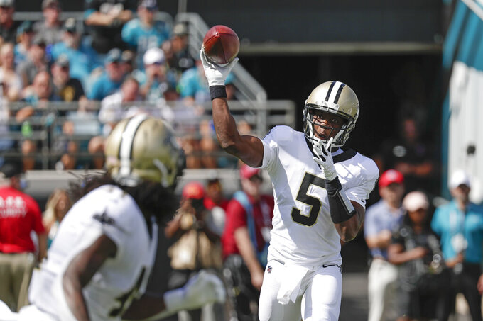 New Orleans Saints at Jacksonville Jaguars 10/13/2019