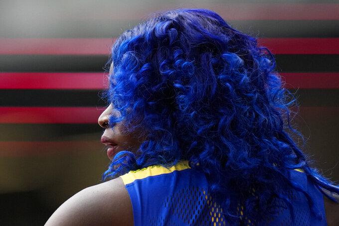 AP PHOTOS: Olympic hair that's a cut above