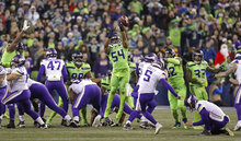 Vikings Seahawks Football