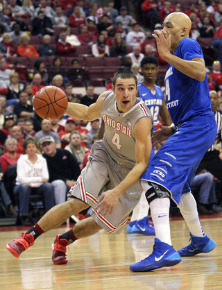 Aaron Craft, Brandon Peel