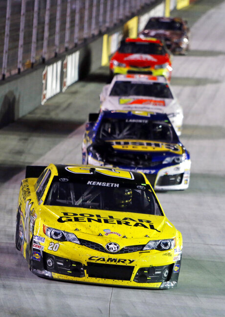Matt Kenseth, Bobby Labonte