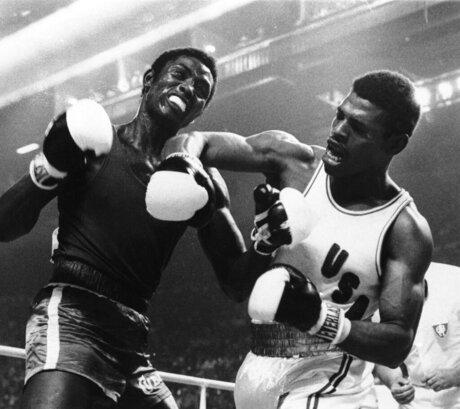 No Headgear Boxing Olympics